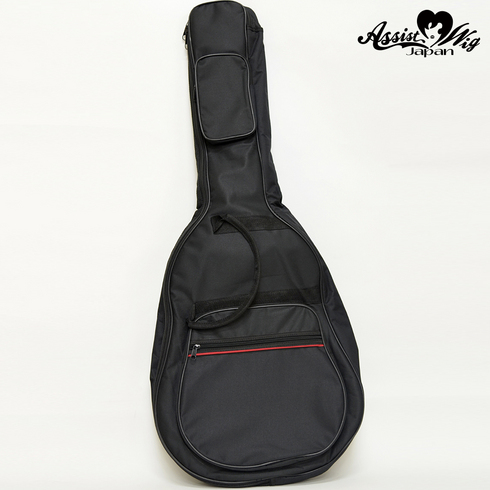 Guitar case (carry case that can be stored elongated)