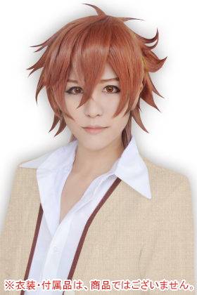 Character wig BROTHERS CONFLICT Kaze star