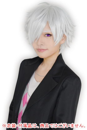 Character wig BROTHERS CONFLICT camellia
