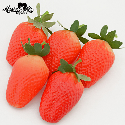 Five Strawberry Set of 5