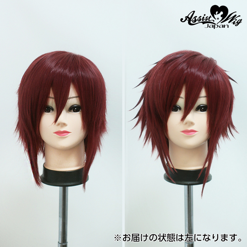 ※ normally on sale ※ Character wig MARGINAL # 4 Kirihara Atom (semi-finished product)