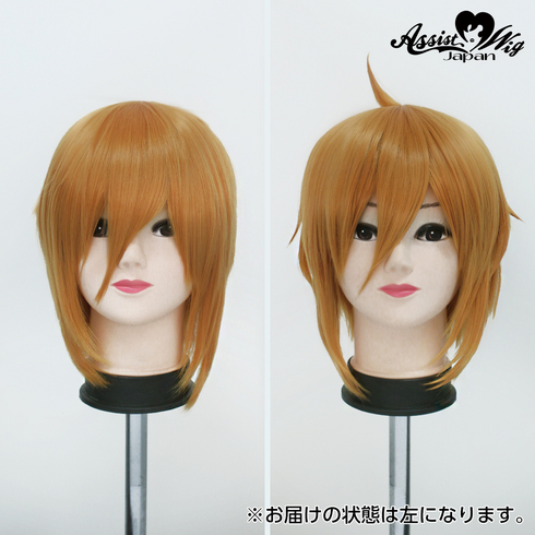 ※ Usually on sale ※ Character wig MARGINAL # 4 Nomura Earl (semi-finished product)