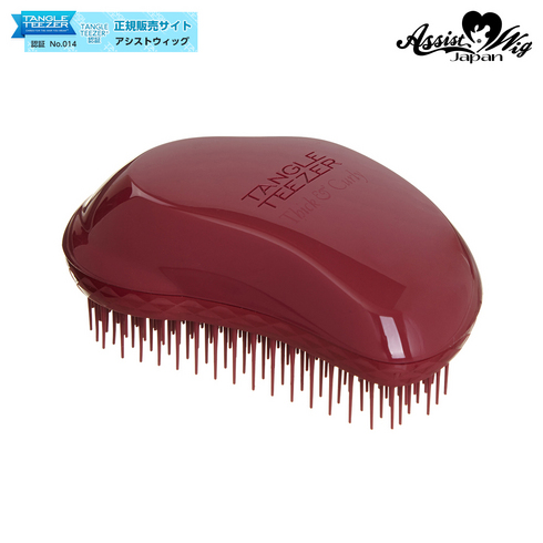 TANGLE TEEZER (Hair Care Brush) Thick & Curly Classic Rose