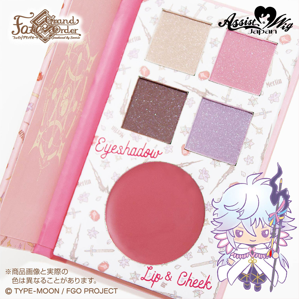 FGO Makeup Palette Merlin