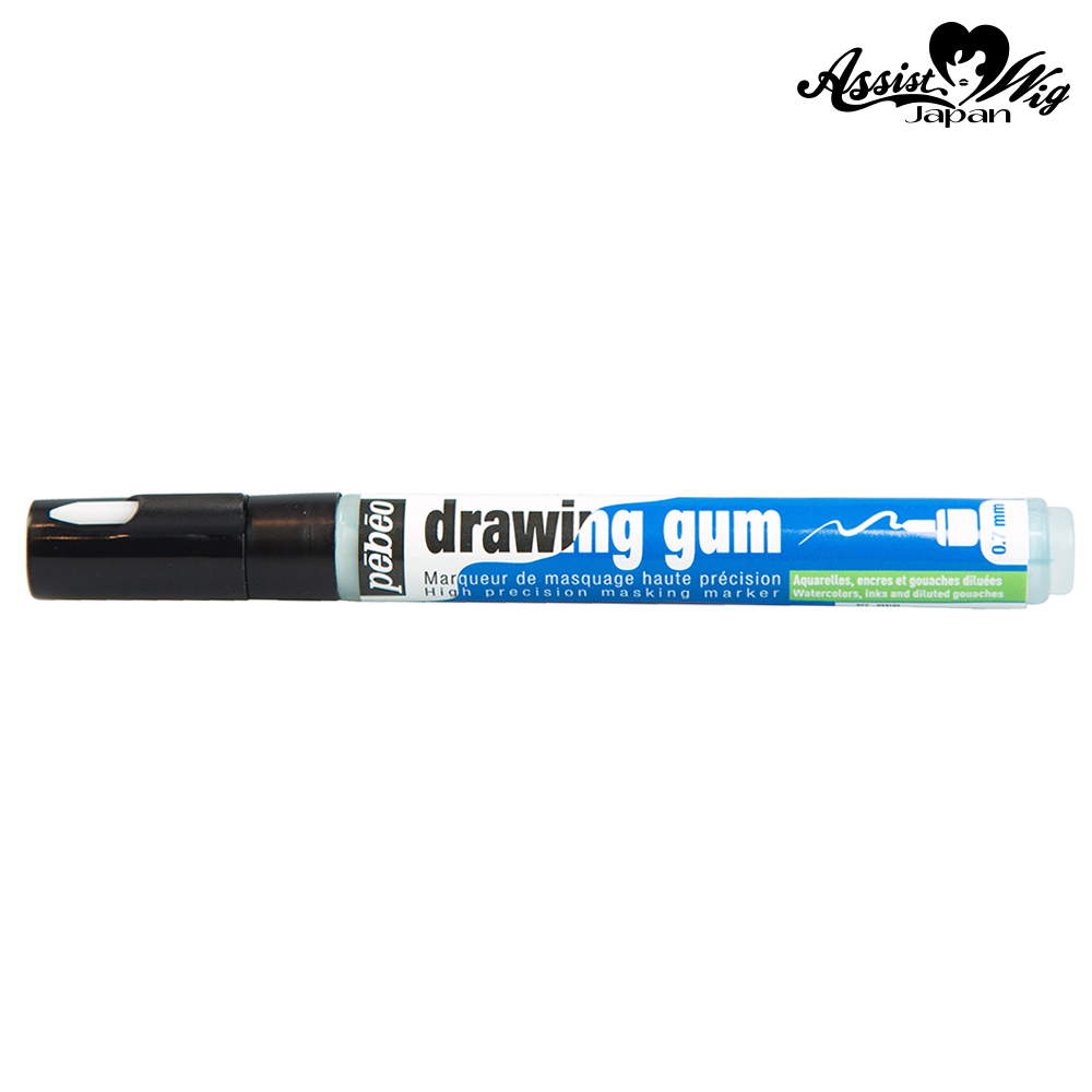 Masking ink Drawing gum marker 0.7mm