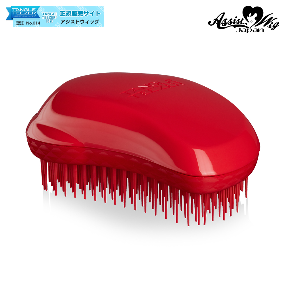 TANGLE TEEZER (Hair Care Brush) Thick & Curly Cherry Red