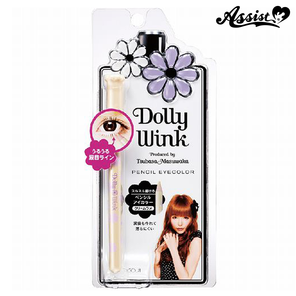 Dolly Wink Pencil Eye Color Cream Lame