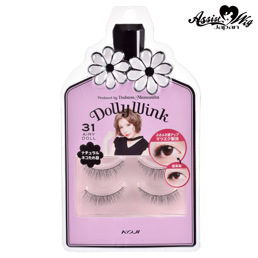Dolly Wink Eyelash No.31