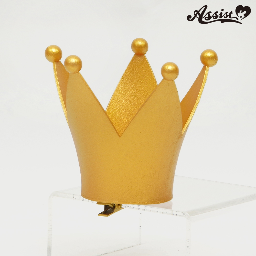 Crown gold