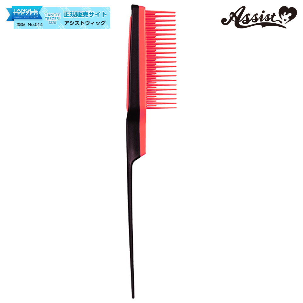 TANGLE TEEZER (hair care brush) back combing coral