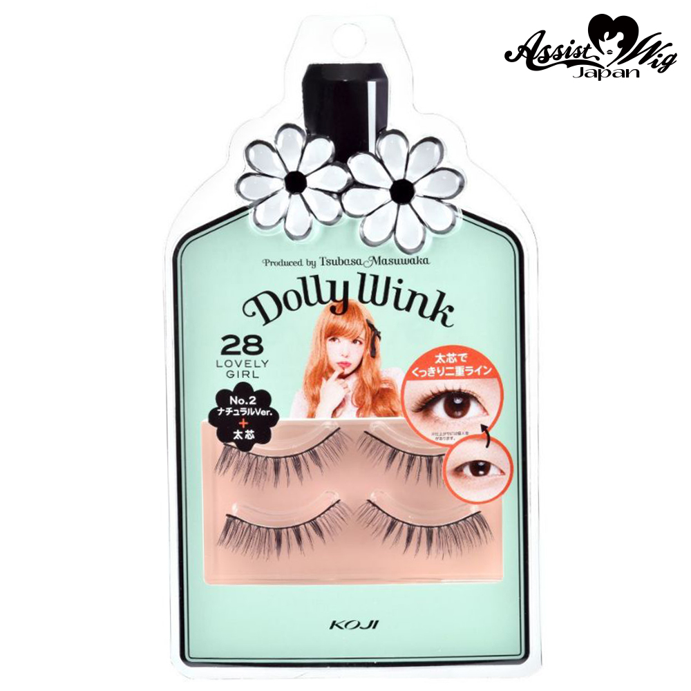 Dolly Wink Eyelash No.28