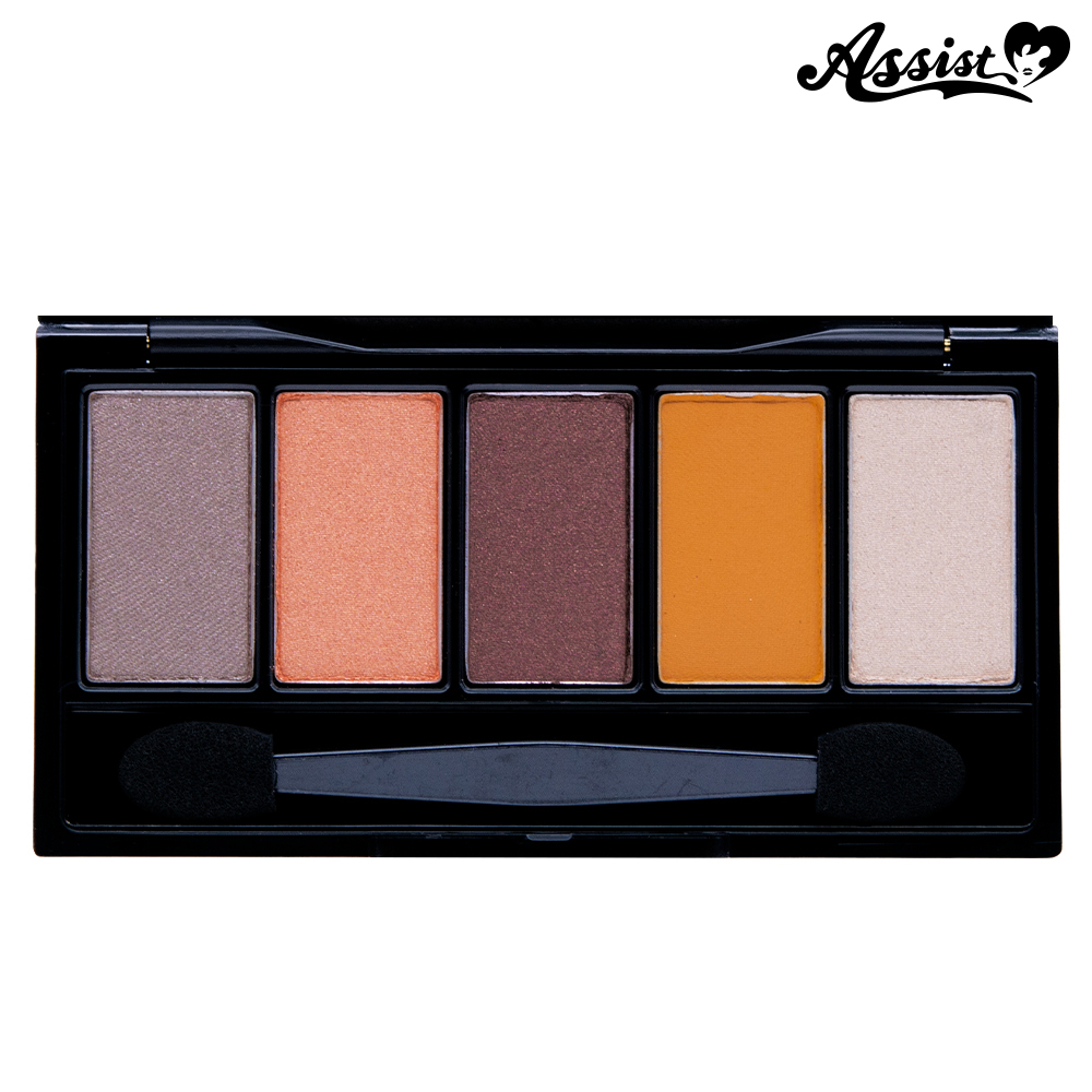 Witches Pouch 5 Colors Eyeshadow Sunset Glow