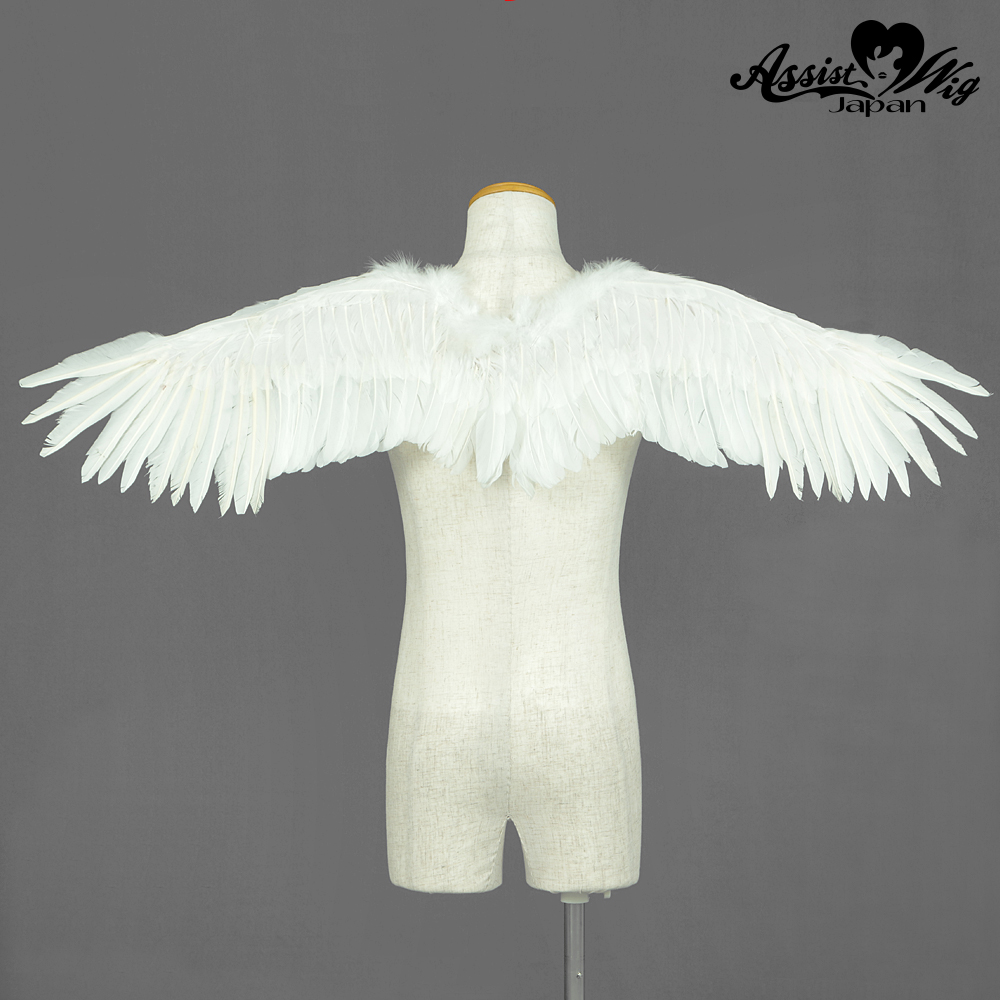 Angel wing type 2 white