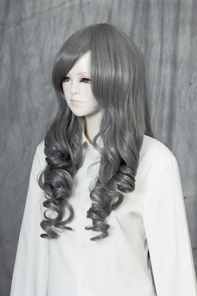 Curl and curl Dark Silver 171