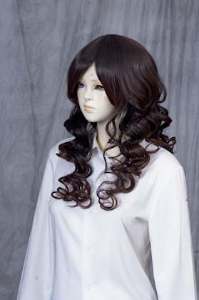 Curl and curl Red Brown 2T33