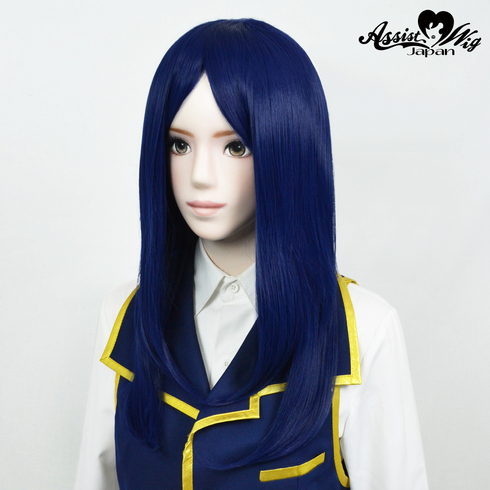 Processing specialized hair Navy NAZ-55