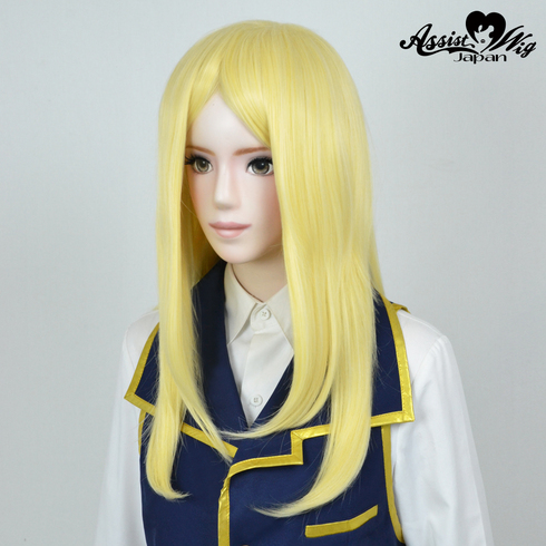 Processing specialized hair Milky lemon NKY-115