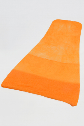 Wig cap (swimming cap type) Orange