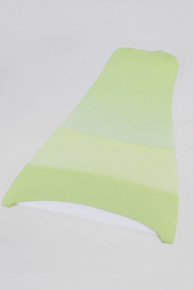 Wig cap (swimming cap type) Light Green