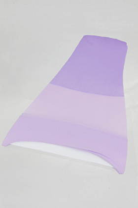 Wig cap (swimming cap type) Light purple