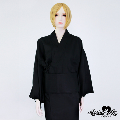 Separate Yukata Black