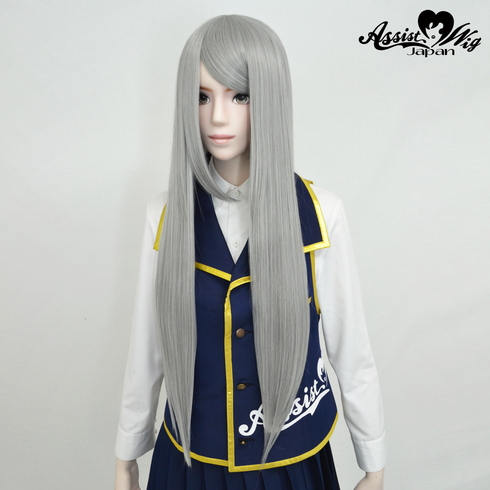 Invisible hair Silver NS-15