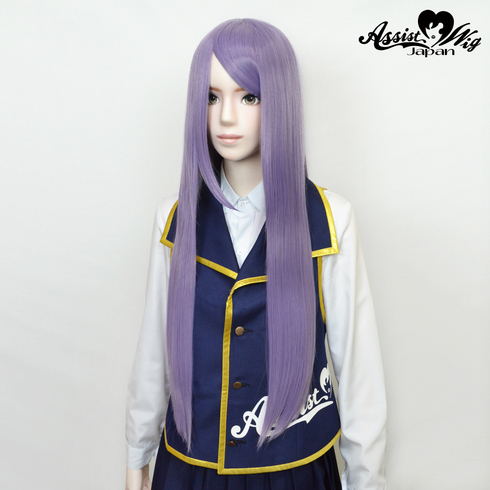 Invisible hair Purple Ash NMDL-16