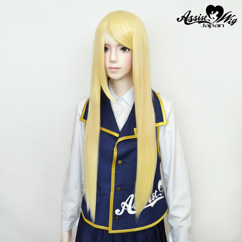 Invisible hair Milky lemon NKY-115