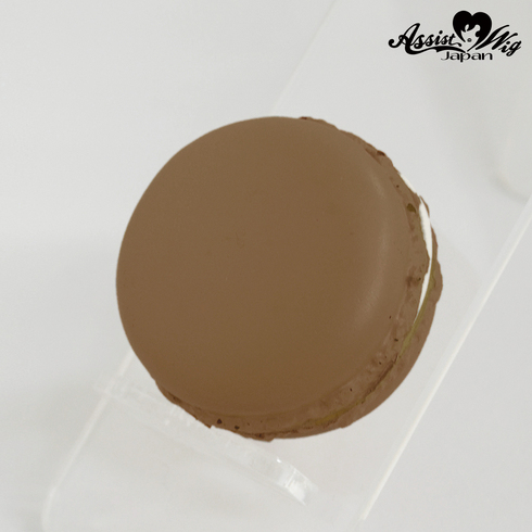 Candy Makaron Chocolate
