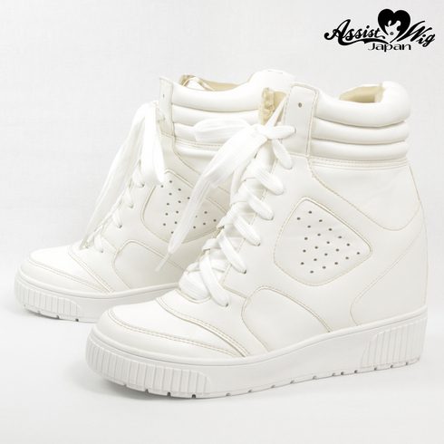 Secret Inheel Sneaker White