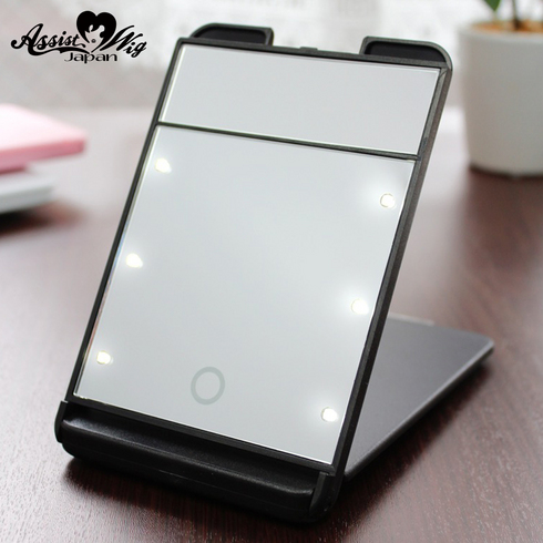 Brightening mirror touch mini Black