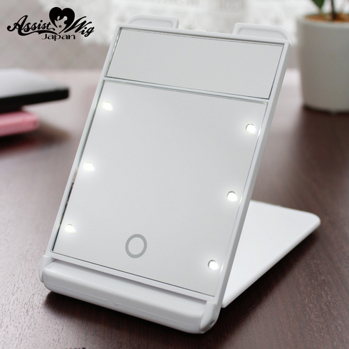 Brightening mirror touch mini White