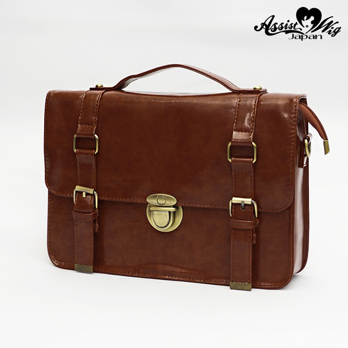 Student bag Brown