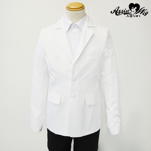 Color jacket White