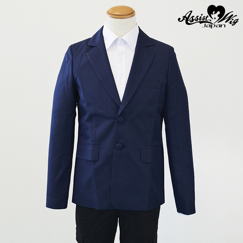 Color jacket Navy