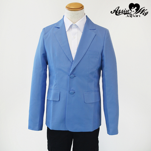Color jacket Oriental Blue