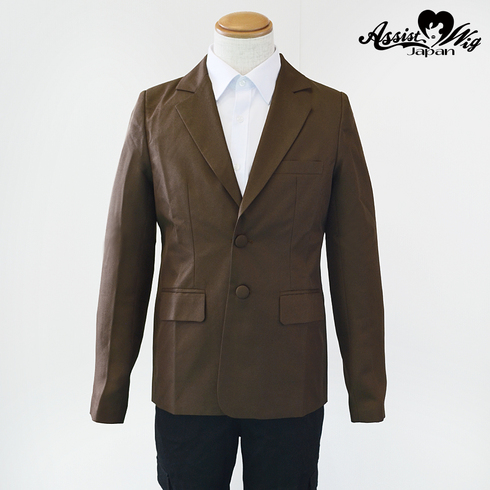 Color jacket Brown
