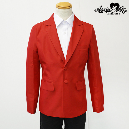 Color jacket Red
