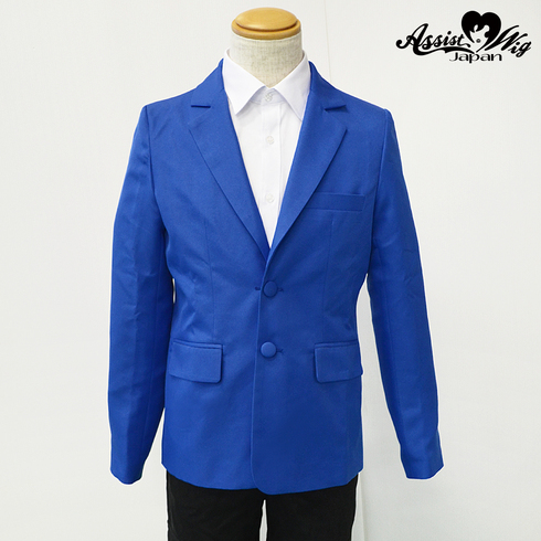 Color jacket Blue