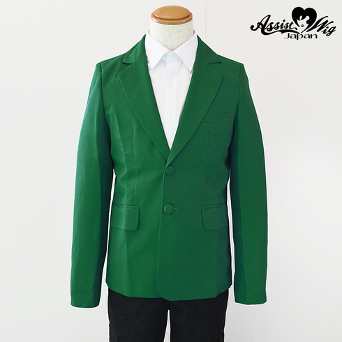 Color jacket Green