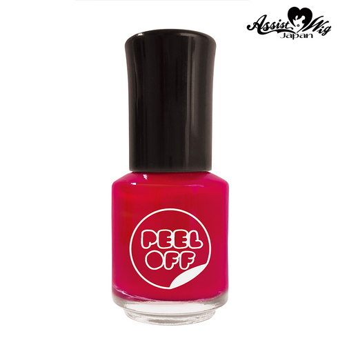 Peeled Manicure Rouge Red