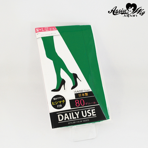 World Tights Emerald Green