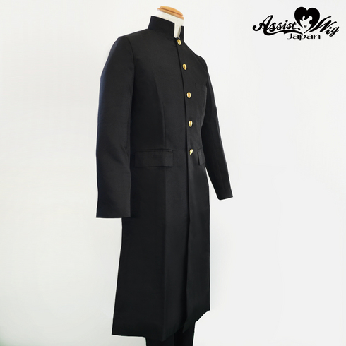 Long run (coat only) Black