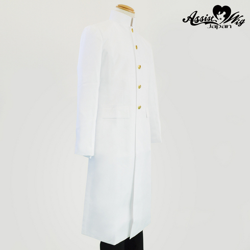 Long run (coat only) White