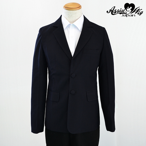 Suit fabric jacket Navy