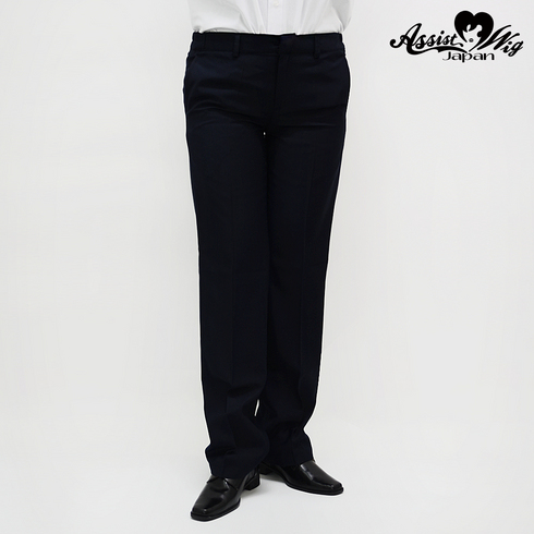 Suit fabric color trousers Navy