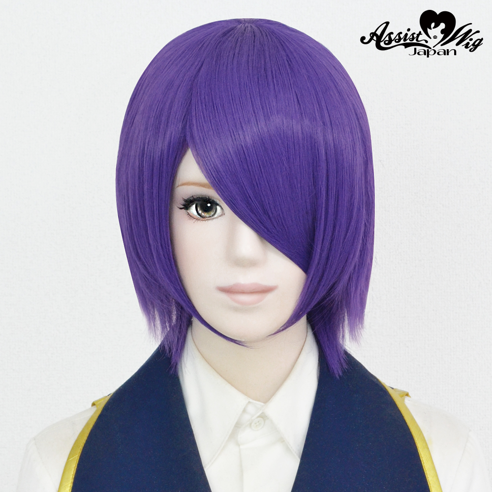 Regular short Purple 12