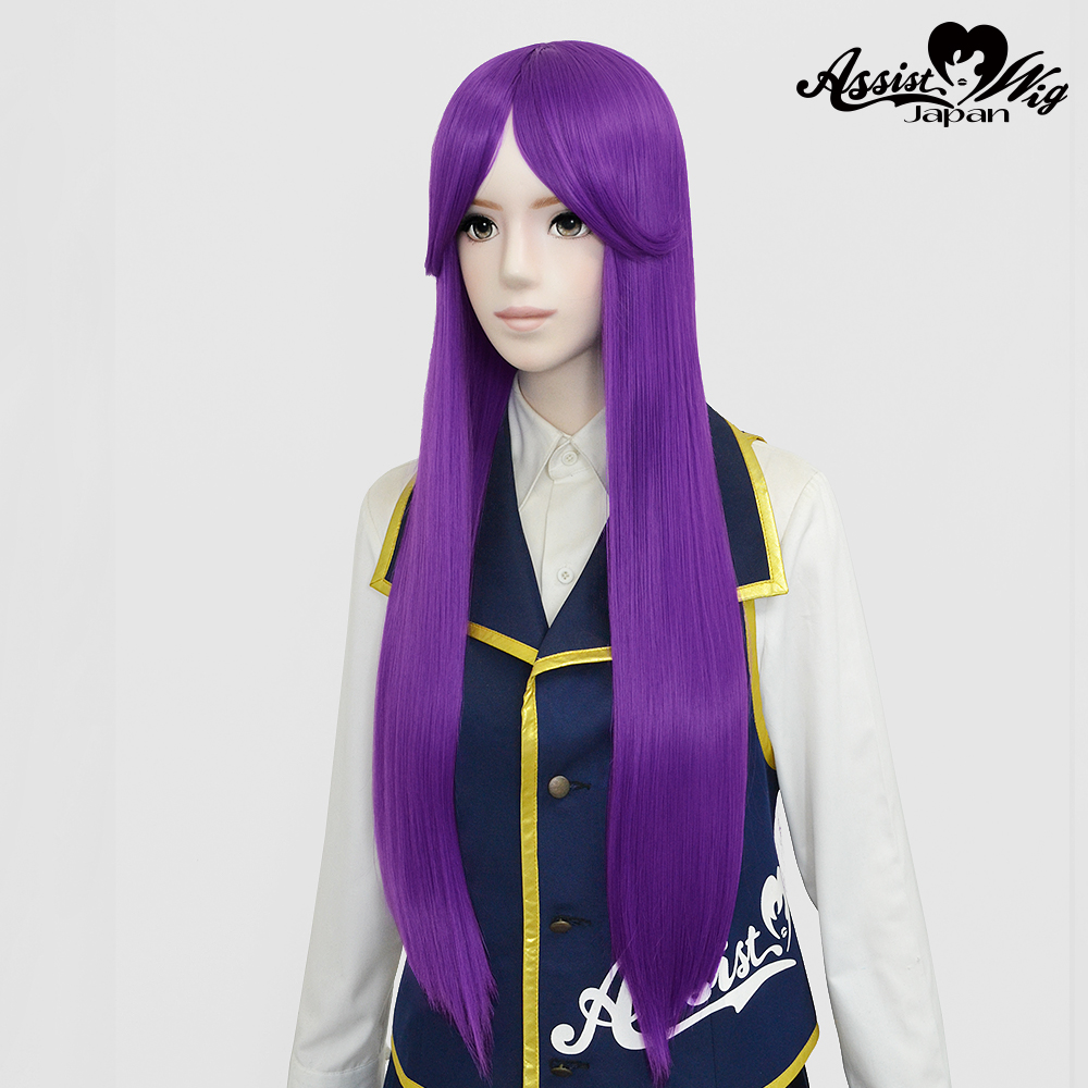 Pure Long Purple 07