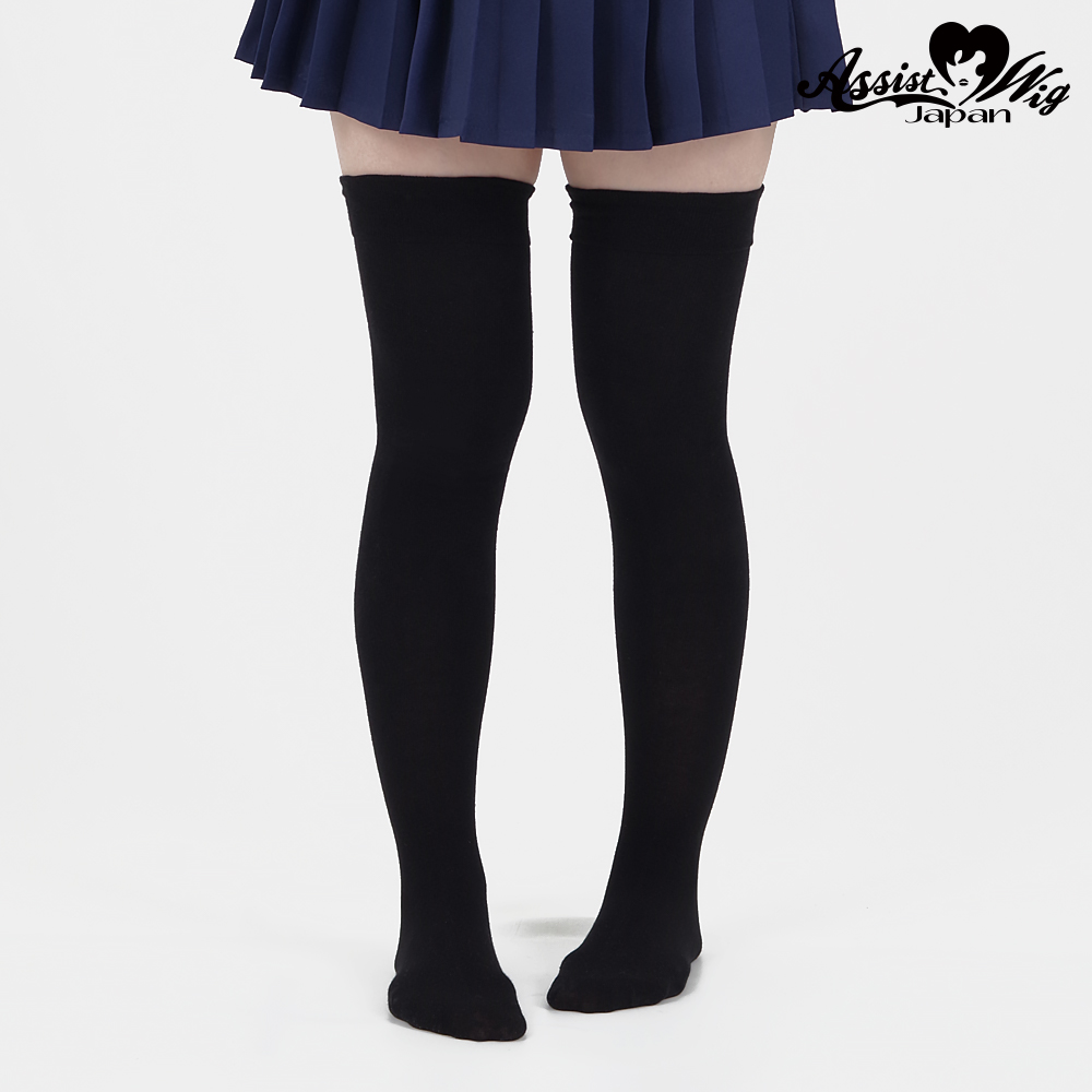 Sai High Socks Black