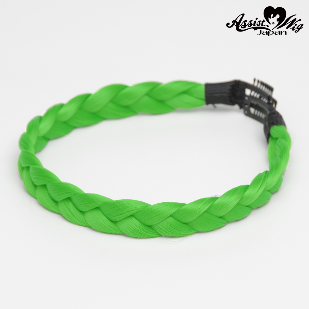 Braided parts Lime Green NUNL-10
